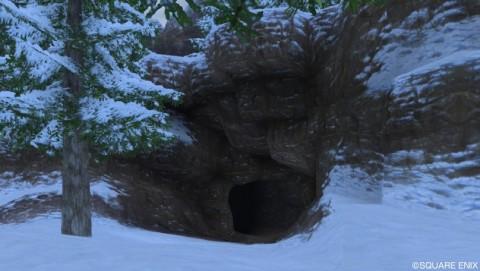 ダズの岩穴