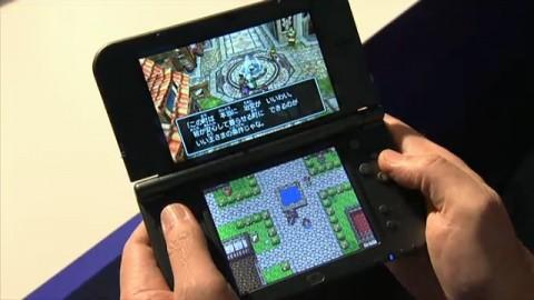 ドラクエ11 3DS版