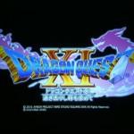「ドラクエ11」PS4・3DS・NXで発売!タイトルロゴ・プレイ映像も公開
