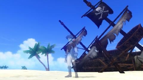 期間限定クエスト「大海賊の秘宝」