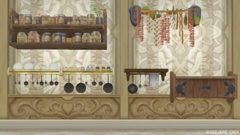 壁かけ家具・キッチン系
