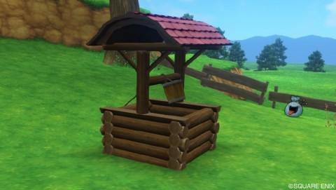 オルファの丘 井戸
