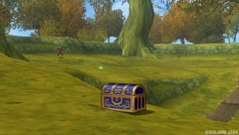 ローヌ樹林帯 青宝箱