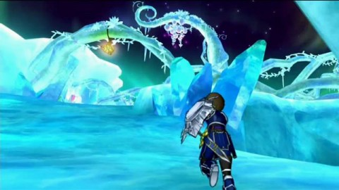 バージョン3.2新ストーリー【氷の領界】
