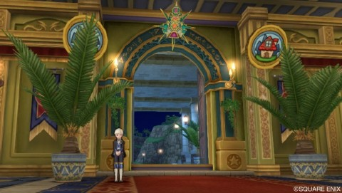 娯楽島ラッカラン オーナーの館1階