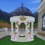 新しい家具&庭具も追加!ウェディング2016限定アイテム