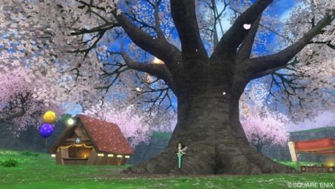 妖精の国 妖精の村