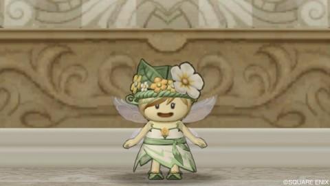妖精のドレスセット