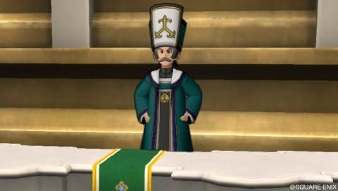 ブルーマリッジ島 ノッツェ神父