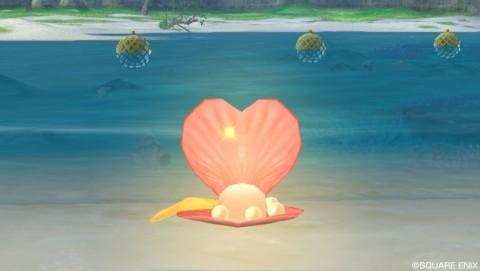 キュララナビーチ 思い出の貝がら