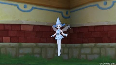 オルフェアの町 雪の妖精スノー