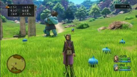 PS4版 プレイ画像
