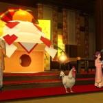 正月イベント2017 クエスト「新春にわにわトリオの乱!」