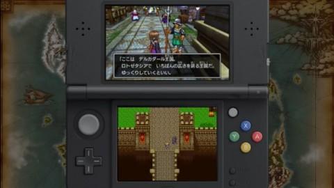 3DS版 プレイ画像