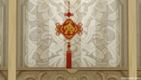壁かけのゴーレム飾り