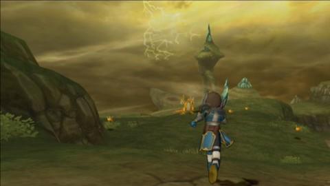 バージョン3.5 新ストーリー「嵐の領界」