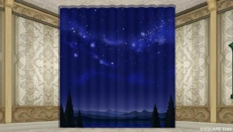 銀河のカーテン