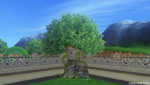 ジャングルの岩壁3