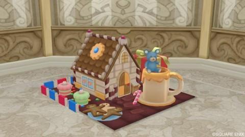 お菓子の家セット4