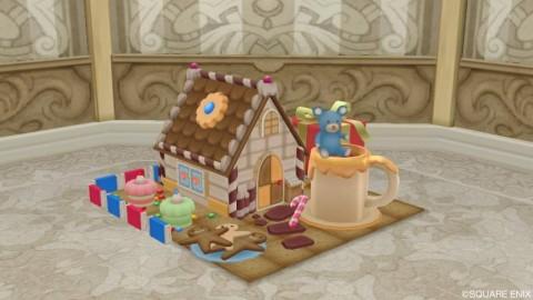 お菓子の家セット2