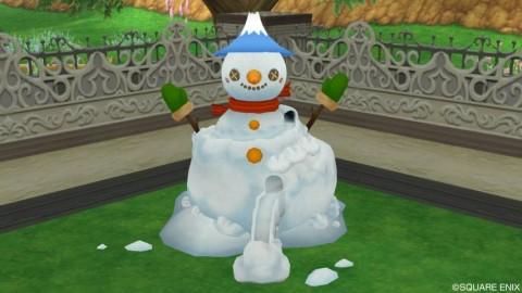 雪だるまスライダー2