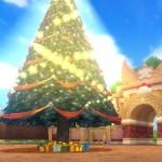 オルフェアの町 クリスマスツリー