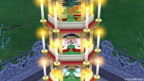 五種族クリスマスツリー2