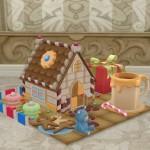 星の大樹広場で入手できる新作の家具・庭具(クリスマス2017)