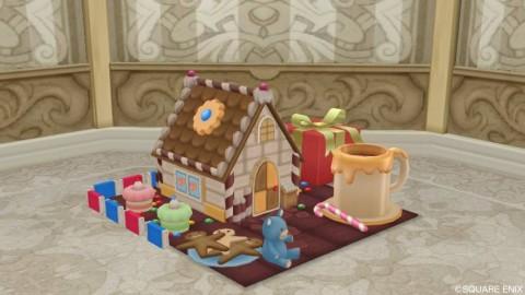 お菓子の家セット3