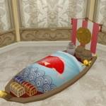 羽子板・コマ・宝船 正月イベント2018の新作家具