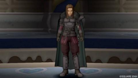 黒衣の剣士
